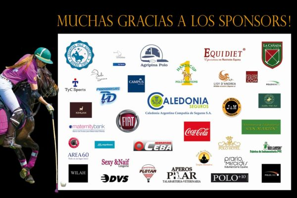 sponsoring polo events
