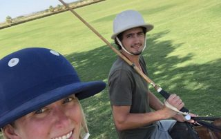 Exciting polo experience at Club Polo del Sol in Jerez de la Frontera, Spain, made by Diana from Polo-People-Places