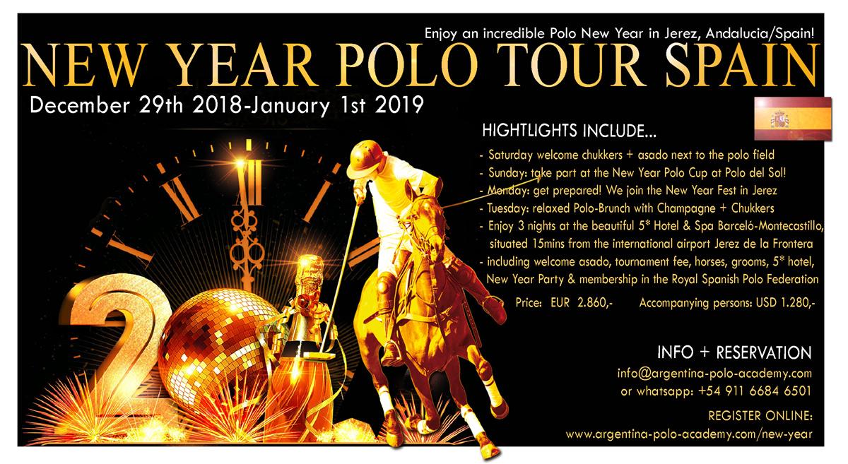 New Year Polo Tour Spain