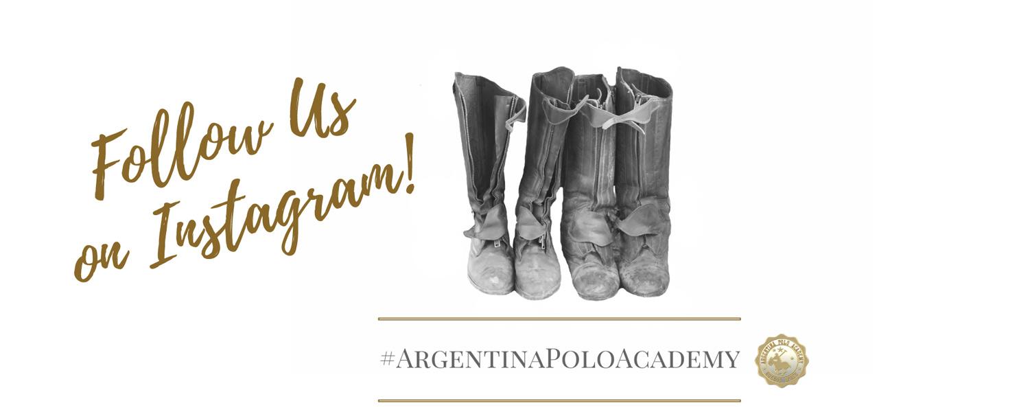 Follow the Argentina Polo Academy on Instagram!