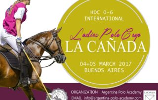 Ladies Polo Tournament La Cañada