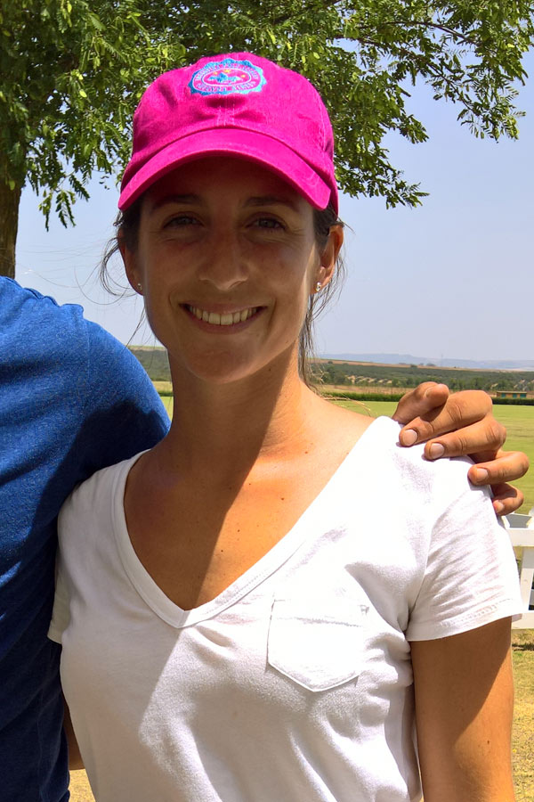 Lia Salvo - professional Polo Player